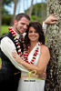 Corey and Melissa : Wedding Photography from Maui Photographer Trade Winds Photography