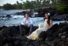 Humberto & Annie : Trade Winds Photography shares weddings from south Maui.
