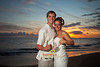 Jonathan and Amanda - Sunset portraits :